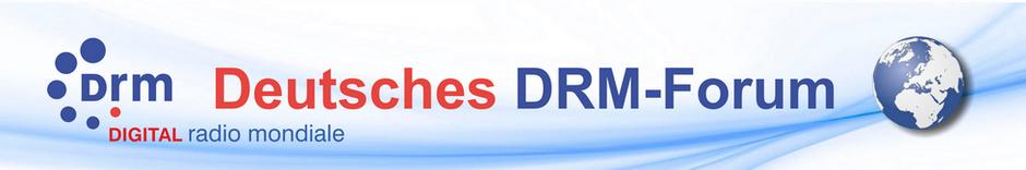 Internetauftritt des Deutschen DRM-Forums